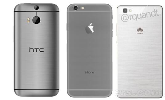 """那些年我们""""跟风""""过的HTC式创新"""