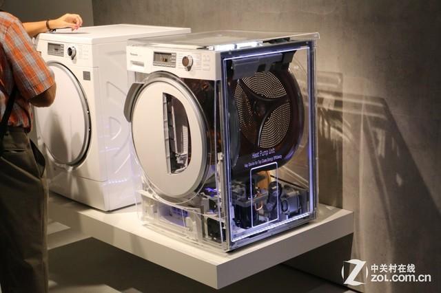 松下洗衣机干衣机