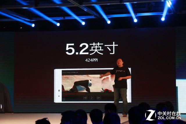 超窄边框 千元超性价比原点手机2代发布