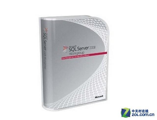 Microsoft SQL Server 2008标准版2.8万