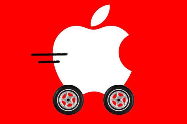 苹果正在造iCar:传还是辆无人驾驶汽车