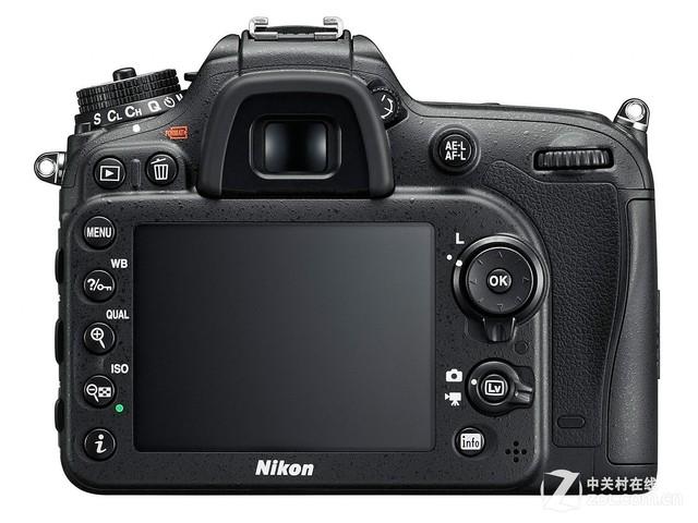 增加智能功能 尼康发布D7200单反相机
