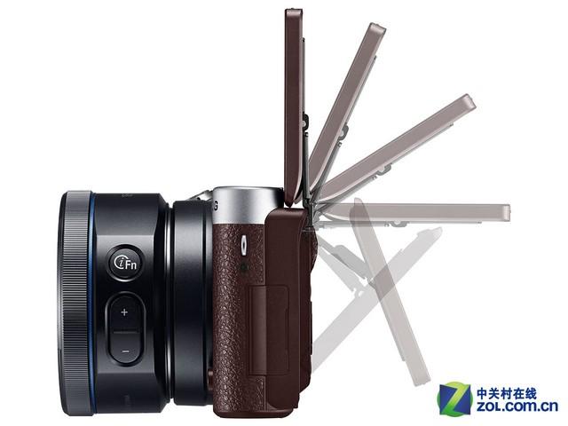 可录制4K视频 三星发布无反机型NX500