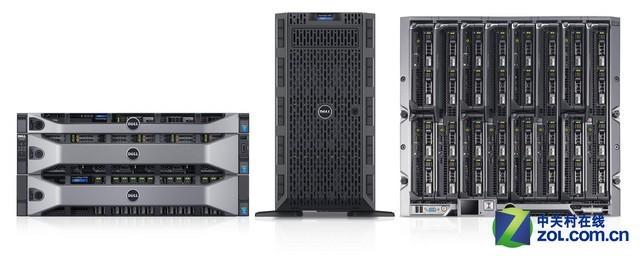 新核心!抢先看戴尔第十三代服务器产品