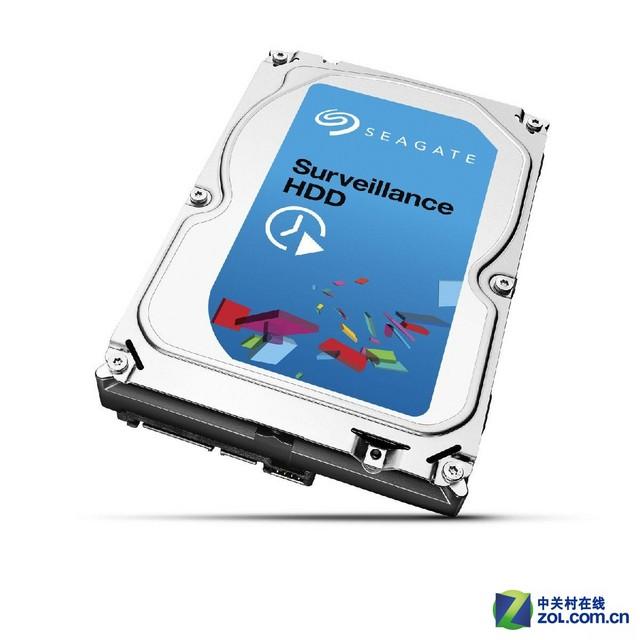 希捷推出SV7监控盘  安防存储竞争升级