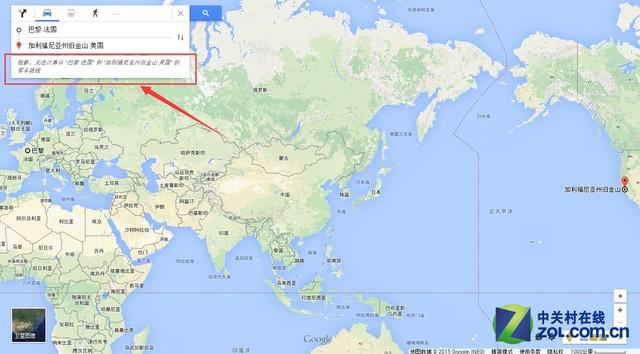 十周年风雨路 趣谈Google地图的奇葩事