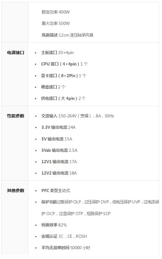 网吧专用电源  超频三X6专业版电源鉴赏