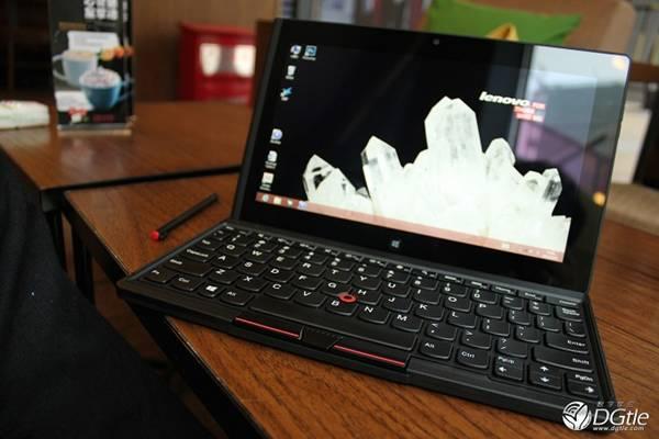 从 ThinkPad 8 看小尺寸的 Win 板