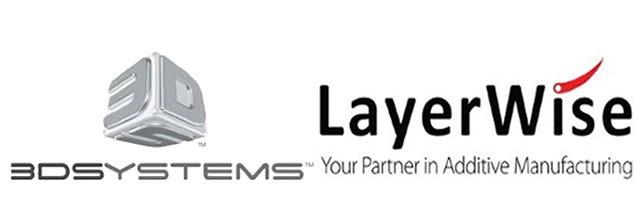 提行业竞争 3d systems收购金属打印商