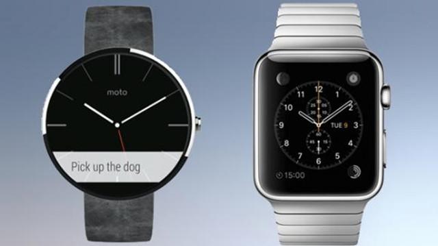 摩托罗拉反击苹果 Moto360将开放定制
