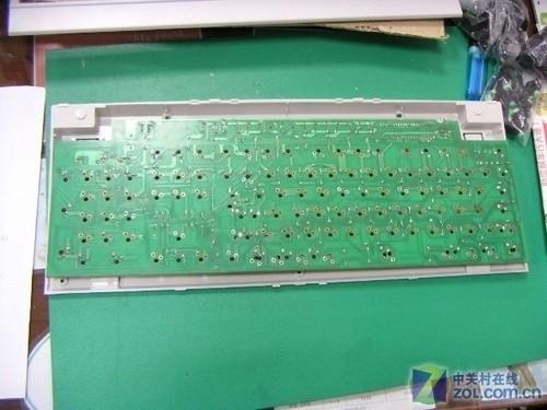 机械键盘电路板