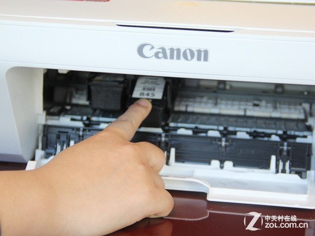 佳能(canon)mg2980多功能一体机耗材仓/耗材评测-zol
