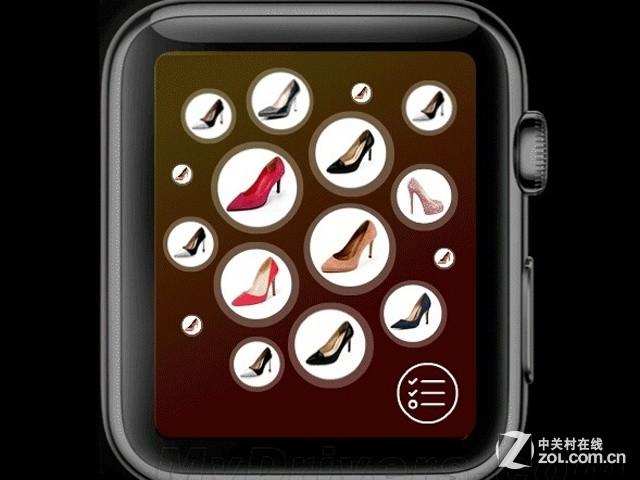 Apple Watch 支持的那些中国应用