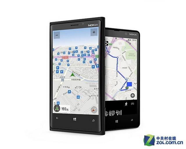 登陆iOS和安卓 诺基亚Here地图推位置云