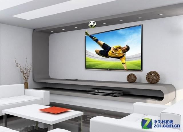 TCL L65F3500A-3D智能电视 对于有着大客厅的用户而言,65英寸电视绝对是购机首选。今天就为大家推荐一款TCL L65F3500A-3D智能电视。这款电视搭载了完善的安卓4.0+智能系统,可以自由安装应用资源,还可以观看正版视频节目,享受完善的多屏互动等功能。目前在京东商城中,这款电视报价仅为8999元,值得关注。