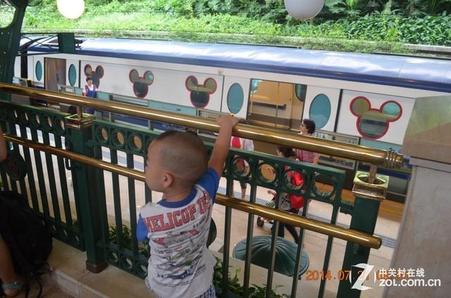 米奇幻想曲 香港迪士尼3D影院探险之旅