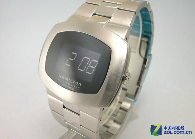 指针化免充电 智能手表未来趋势探究