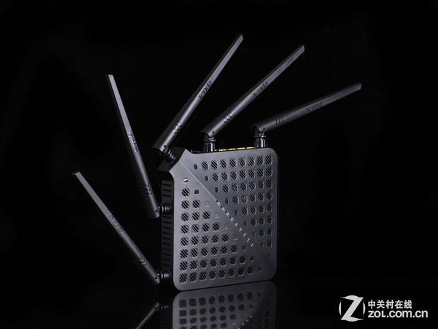 消除误区 无线路由天线越多信号就越好?_无线路由器
