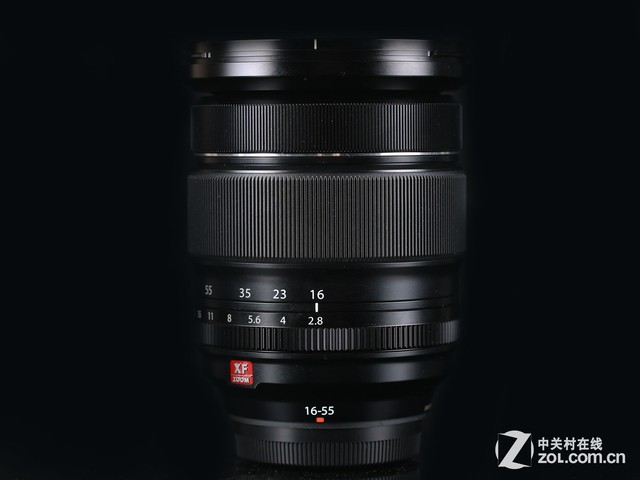 大块头高画质 富士16-55mm F2.8镜评测