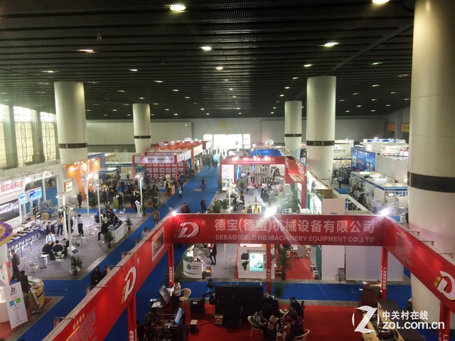 博思得亮相2015中国国际标签印刷技术展