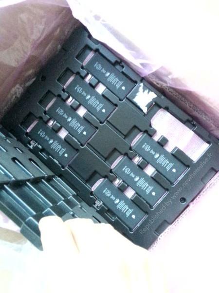 1810/2950毫安时 iPhone6/6L电池曝光