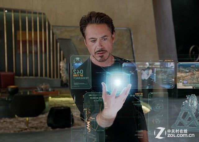 全息投影不是梦 己己己动顺手创造虚幻科技
