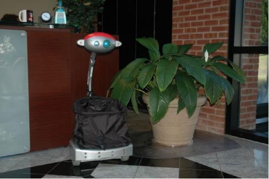 你是个购物狂吗?这个机器人能帮你拉货