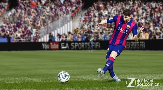 《FIFA 15》PC版配置 仅支持64位系统