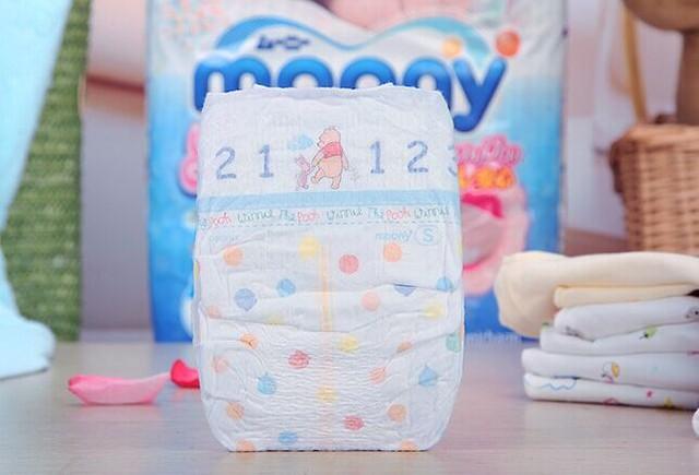 1号店moony婴儿纸尿裤s84片 85元包邮