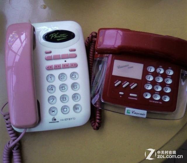 电话 电话机 座机 640_556