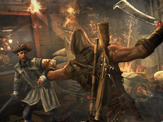 《刺客信条4:黑旗》(图片来源官方网站)-刺客信条4 黑旗 固态硬盘