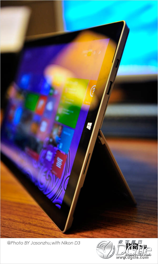 摄影师出门新玩具-微软Surface Pro 3使用