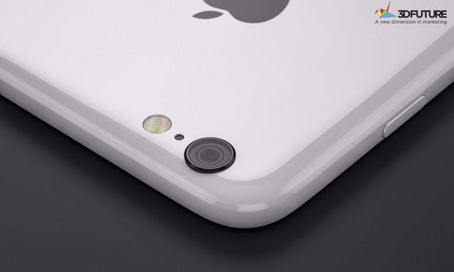 全新iphone 6c概念设计图 外形实在美!