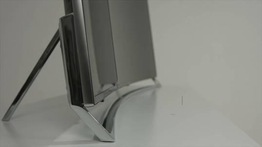 海信ULED曲面电视 适合不同坐姿