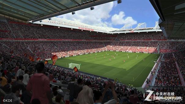 《实况足球2015》PS4版1080p XB1版未定