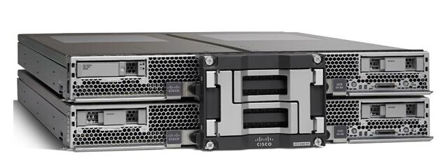 思科UCS平台:B460 M4刀片服务器解读