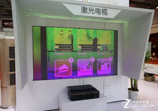2014青岛SINOCES:长虹CHiQ电视亮相!