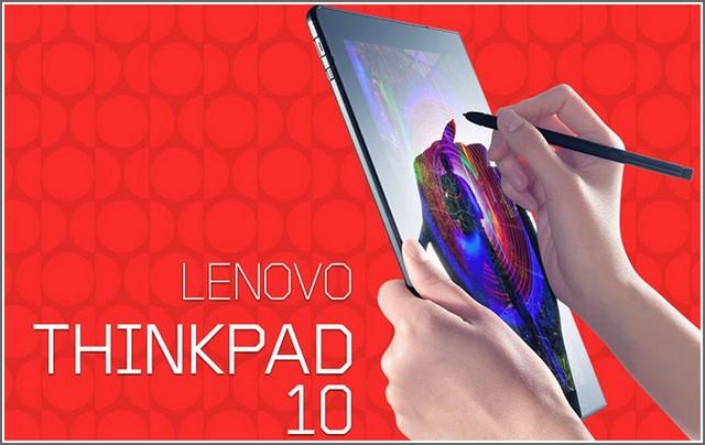 硬朗精英专业范儿 联想ThinkPad 10评测