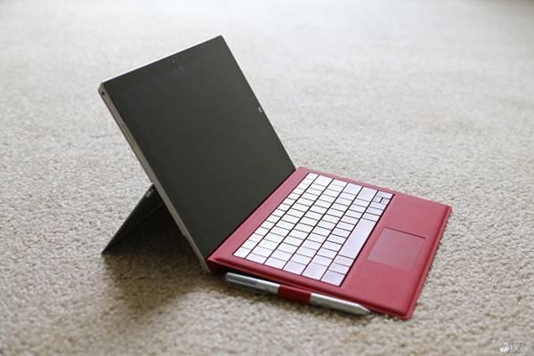 Microsoft Surface Pro 3 简易开箱