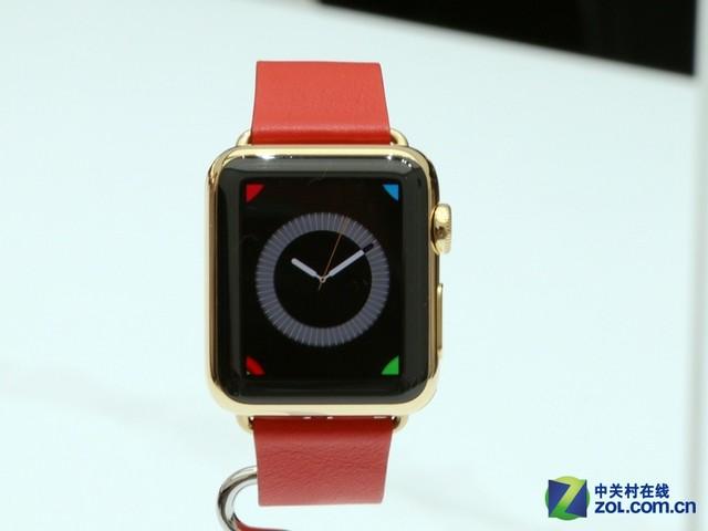 没有惊鸿一瞥 苹果手表Apple Watch速评