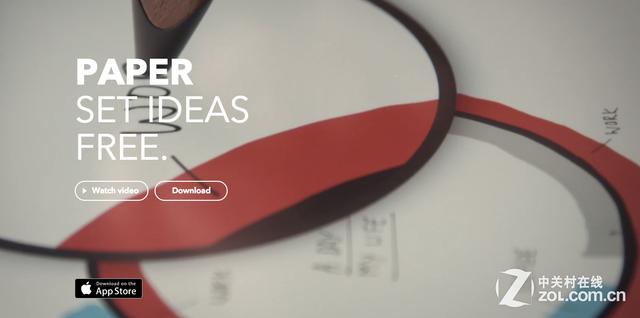 每日佳软:iPad上绘画v绘画利器Paper53大发明家视频教学图片