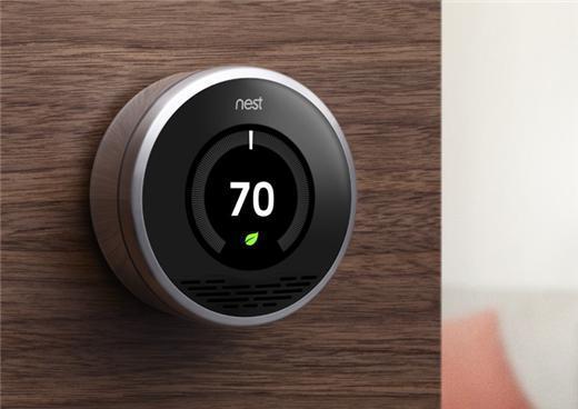 nest智能温控器遭破解 安全问题引担忧