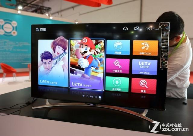 2014青岛SINOCES:乐视TV展台抢先曝光