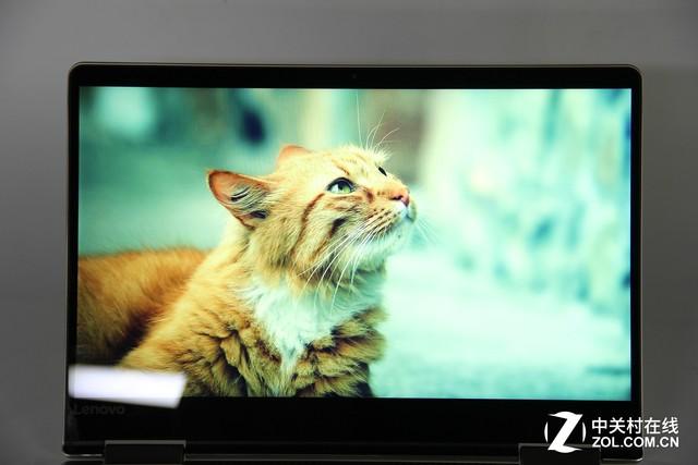 搭载7代酷睿2G独显 评联想YOGA 710 14
