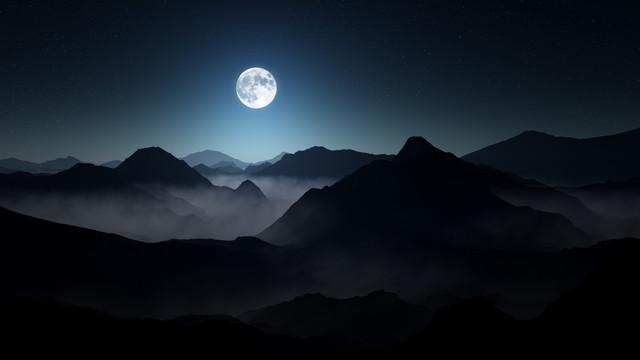 中秋超级月亮拍摄全攻略