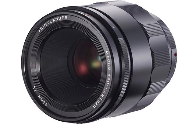 E卡口新选择 福伦达发布65mm f/2.0镜头