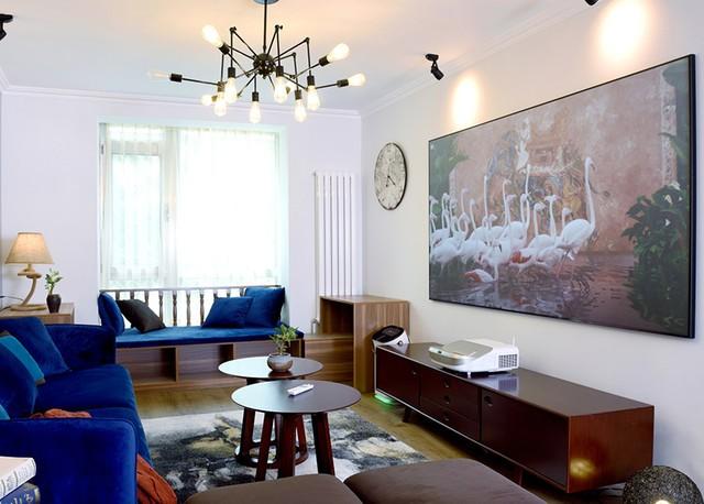 让您的客厅与众不同 大屏电视装点家居