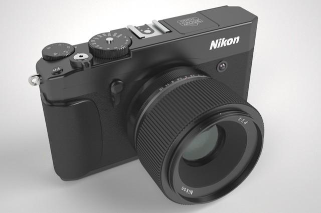 尼康公布全画幅曲面传感器镜头专利