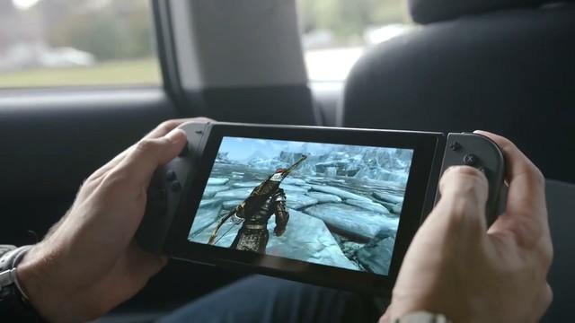 《上古卷轴:天际》登陆Switch没错了_游戏单机