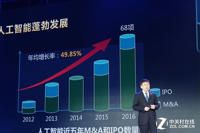 王恩东:全球化合作 打造智慧计算新生态